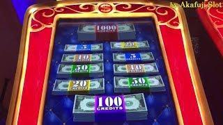 $ 100 continued to increase•TOP DOLLAR, Blazin Triple Bet $9 & Blazin GEMS Slot Bet $7, San Manuel