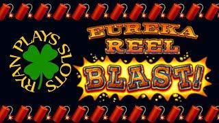 • Eureka Reel Blast • Mighty Cash •️ Lightning Link Bonuses