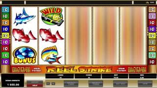 Reel Strike  ™ Free Slot Machine Game Preview By Slotozilla.com