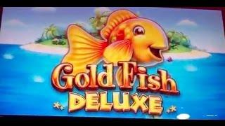 Gold Fish Deluxe Slot Machine-NEW-DEMO at G2e (Global Gaming Expo)