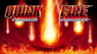 Quick Fire Flaming Jackpots Slot Game•