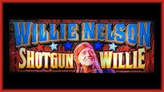 Willie Nelson • Emperor Mystery • The Slot Cats •