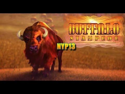 Aristocrat - Buffalo Stampede Slot Bonus BIG WIN