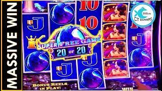 ⋆ Slots ⋆IT HAPPENED!⋆ Slots ⋆ MAX BET RAVENS FLOCK ON WICKED WINNINGS DIAMOND SLOT MACHINE!!! MASSI