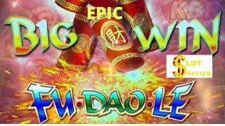 •EPIC Fu Dao Casino Hand Pay•