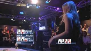 Victoria Coren Vicky Coren  - EPT 3 - Vicky Coren Wins EPT London - PokerStars.com