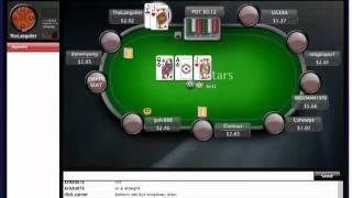 Pocket Jacks - Steal Attempt on PokerStars