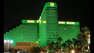 Overview of the MGM Grand Hotel in Las Vegas
