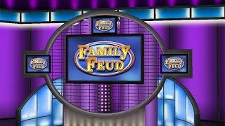 Family Feud slot - Fast Money Bonus - AGS