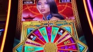 Atlantic City Slot Machine Bonuses with Friends --  June 2017