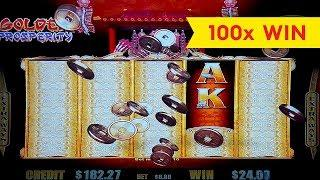 Gold Stacks: Golden Prosperity Slot - 100x BIG WIN - $6.80 Max Bet!