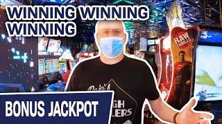 ⋆ Slots ⋆ Winning Winning Winning at The Cosmopolitan Las Vegas ⋆ Slots ⋆ Slot Machines KEEP PAYING