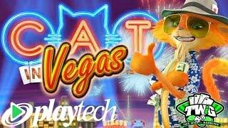 Cat in Vegas Online Slot from Playtech