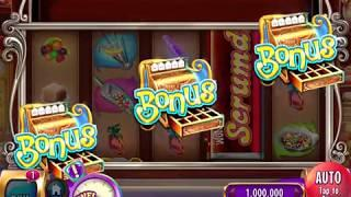 """WILLY WONKA CANDY MAN CAN Video Slot Casino Game with a """"BIG WIN"""" PICK BONUS"""