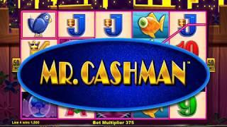 MISS KITTY GOLD Video Slot Casino Game with a MR CASHMAN SUITCASE BONUS