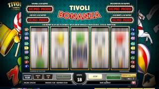 Tivoli Bonanza fra Tivoli - Spil med 25 gratis chancer!