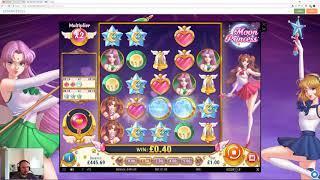£500 vs Online Slots with Craig (Joker Pro, Moon Princess, Fruit Warp) Etc • Craig's Slot Sessions