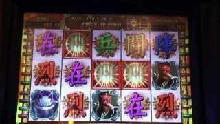 Shinobi Slot Machine Bonus Spins With Retriggers 100X