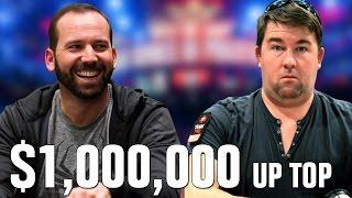 Sergio Garcia SHOCKS Moneymaker In $1,000,000 Poker Tournament