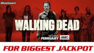 ** TEASER ** BIGGEST JACKPOT on The WALKING DEAD 2 slot machine - COMING SOON
