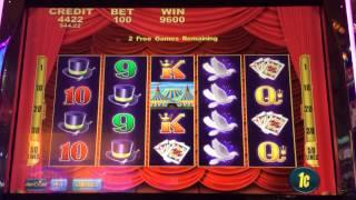 Touch of magic slot machine free spins