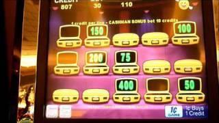 African Dusk Mr. Cashman Slot Machine Bonus Win (queenslots)