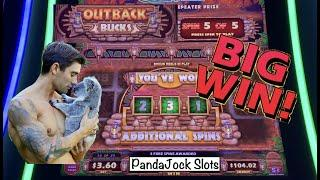 Reunited and it felt SO GOOD! BIG WIN on Mighty Cash, Outback Bucks⋆ Slots ⋆