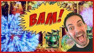 • Progressive Chasing & looking for a• BAM! •#CopyCat• • Slot Machine Pokies w Brian Christopher