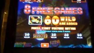 shen long slot machine bonus round