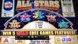 All star slot machines free casino bucks