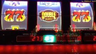 Red Alert $1 Slot / Quick Hit $1 Slot @San Manuel Casino, Pechanga Resort & Casino, 赤富士スロット, カジノ