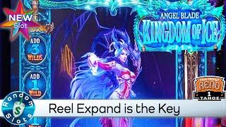 ⋆ Slots ⋆️ New - Angel Blade Kingdom of Ice Slot Machine Super Ten Feature