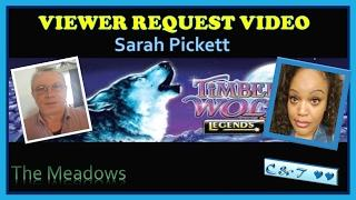 VIEWER REQUEST VIDEO!!! Timber Wolf Deluxe(Double, HANDPAY, Bonus or KISS MY BLA...) ~ Aristocrat