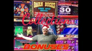 A Collection of Slot Machine Bonus Rounds and Huge Wins Vol. 9