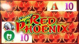 Super Red Phoenix slot machine