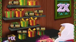 SANTA'S LIST Video Slot Casino Game with a NAUGHTY OR NICE BONUS