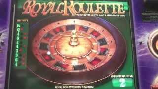 Thunderbolt - Royal Roulette
