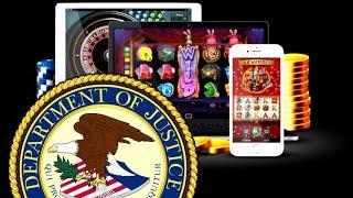 DOJ Targets Online Gambling (Yes, again!)