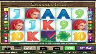 Emerald Isle ™ Free Slots Machine Game Preview By Slotozilla.com