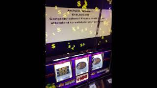 $100 Spins MR. MONEY BAGS Jackpots handpay saved the day at Choctaw Casino, Durant, OK.