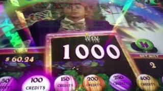 Willy Wonka PURE IMAGINATION Slot Machine ~ OOMPA LOOMPA BONUSES BIG WIN!!! • DJ BIZICK'S SLOT CHANN