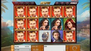 The Wild Chase Online Slot from Quickspin - Multiplier Wild, Respin, Free Spins Feature!
