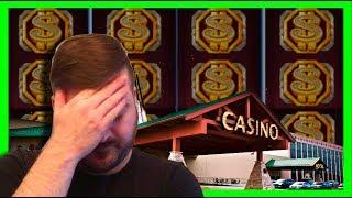 SHOLE CASINO ALERT! Oh Wow.. This Place Still Uses Incandescent Lights! Dakota Sioux Casino W/ SDGuy