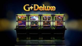 G+® Deluxe 5x4 Slots Por WMS Gaming