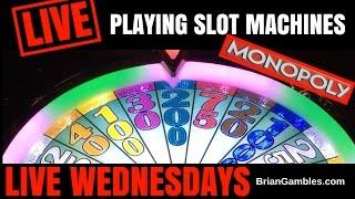 LIVE SLOT PLAY with Multiple Slots•RECORDED LIVE• Cosmopolitan, Las Vegas