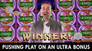 ★ Slots ★ My BIGGEST WIN on Mighty Cash ULTRA ★ Slots ★ Agua Caliente Casino  #ad