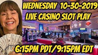 BIG WINNING LIVE slot play at the Peppermill Casino