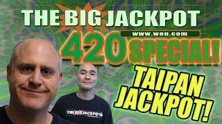 •HAPPY 420 •Celebrating Tee Winn's Favorite Day with a HUGE TAIPAN WIN!