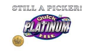 QUICK HIT PLATINUM - 2C - MAX BET - #KINGOFPICKING -  Slot Machine Bonus