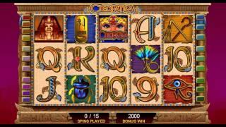 Cleopatra Mobile Bonus - William Hill Games